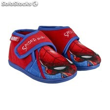 Zapatillas slippers Spiderman