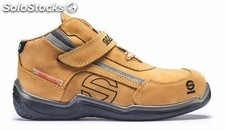 Zapatillas sparco racing high S3 B2 ocre tg 45