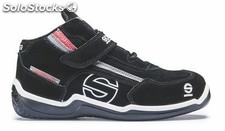 Zapatillas sparco racing high S3 B3 tg 38 negro