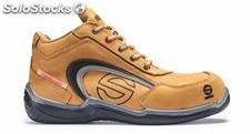 Zapatillas sparco sport high S3 C2 ocre tg 41
