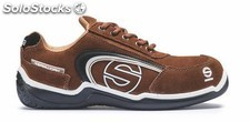 Zapatillas sparco sport low S1P A4 marron tg 43