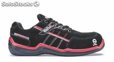Zapatillas sparco urban low S3 E2 negro tg 38