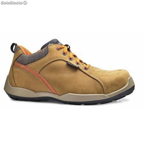 Zapato Base Protection Cross S3 Camel T-43