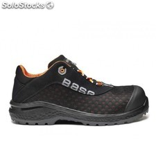 Zapato Depor Base Protection Be - Fit S1P Negro/Naranja T-45