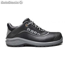 Zapato Depor Base Protection Be - Free S3 Negro/Gris T-42