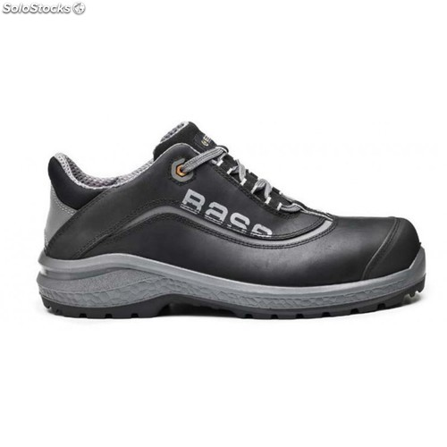 Zapato Depor Base Protection Be - Free S3 Negro/Gris T-43