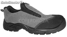 Zapato piel S1P punt+plan plas silly safety 40