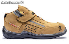 zapato sparco racing high s3 honey-t.46
