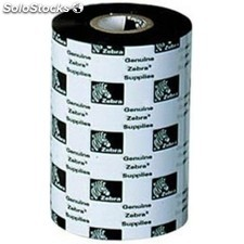 Zebra - 2300 Wax Thermal Ribbon 131mm x 450m cinta para impresora