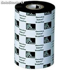 Zebra - 5095 Resin Ribbon 110mm x 74m cinta para impresora