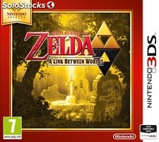 Zelda a link between worlds selects/3DS