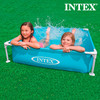 Zerlegbarer Pool mit Metallrahmen Intex - Foto 1