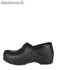 zuecos mujer ana lublin negro (40583)